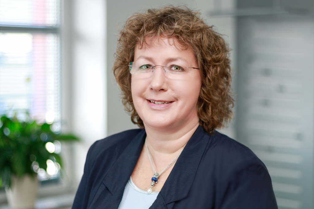 Steuerberaterin Kerstin Hansch